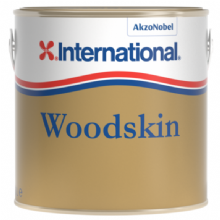 International Woodskin Varnish - 750ml